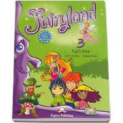 Curs pentru limba engleza. Fairyland 3. Pachetul elevului (Jenny Dooley si Virginia Evans)