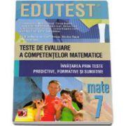 Cristian Andru, Teste de evaluare a competentelor matematice. Invatarea prin teste predictive, formative si sumative clasa a VII-a