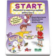 START. Matematica si explorarea mediului pentru clasa I. Semestrul al II-lea (Roxana Gavrila)