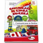 Cristina Johnson, Comunicare in limba engleza. Caiet pentru clasa a II-a - Semestrul I