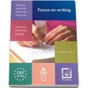 Focus on writing (Manuela Cadaru)