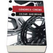 Cezar Gheorghe, Gandirea - Cinema