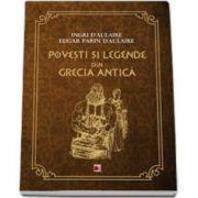 Parin Edgar, Povesti si legende din Grecia Antica
