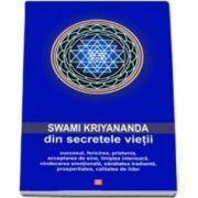 Kriyananda Swami, Din secretele vietii