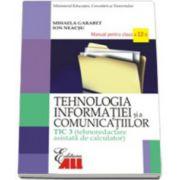 Tehnologia infomatiei si a comunicatiilor - TIC 3. Manual pentru clasa a XII-a (Tehnoredactarea asistata de calculator)