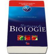 Dictionar de biologie