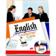 ENGLISH FOR CUSTOMER CARE cu CD