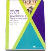 ISTORIE ANTICA SI MEDIEVALA. SINTEZE DE ISTORIE PENTRU CLASA A IX-A