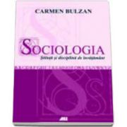 Sociologia. Stiinta si disciplina de invatamant