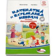 Stiu foarte bine la... Matematica si explorarea mediului, caiet pentru clasa pregatitoare - Semestrul 2 (Anina Badescu)