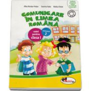 Comunicare in limba romana. Caiet pentru clasa I, semestrul 2 - Dumitra Radu, Rodica Chiran, Alina Nicolae-Pertea