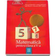 Clubul matematicienilor - Matematica pentru clasa a V-a, Semestrul II