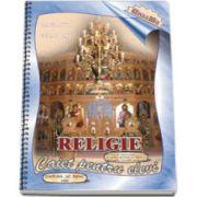 Caiet de religie, pentru clasa a III-a (Camelia Muha)