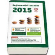 Reglemetari contabile 2015 - In vigoare de la 1 ianuarie 2015