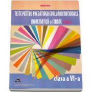Camelia Mexi, Teste pentru pregatirea evaluarii nationale matematica si stiinte TIMSS, pentru clasa a VI-a