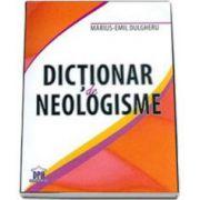 Marius Emil Dulgheru, Dictionar de Neologisme