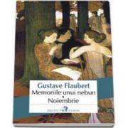 Gustave Flaubert, Memoriile unui nebun. Noiembrie