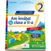 Am invatat in clasa a II-a. Caiet interdisciplinar de recapitulare si evaluare (Teste de evaluare nationala)