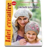 Caciuli tricotate - Colectia Idei ceative 105