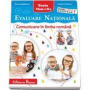 Elena Stefanescu, Evaluare Nationala - Comunicare in limba romana, pentru clasa a II-a
