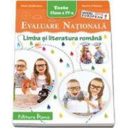 Elena Stefanescu, Evaluare Nationala - Limba si literatura romana, pentru clasa a IV-a