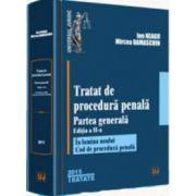 Ion Neagu, Tratat de procedura penala. Partea generala. Editia a II-a (Actualizat la 1 martie 2015)