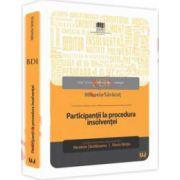 Participantii la procedura insolventei - Coordonatori - Nicoleta Tandareanu, Florin Motiu
