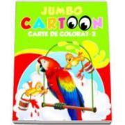 Jumbo Cartoon - Carte de colorat 2