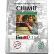Chimie, manual pentru clasa a IX-a - Sanda Fatu, Grecescu Cornelia, David Veronica