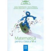 Matematica pentru clasa a VI-a - Clubul matematicienilor (Semestrul II)