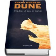 Frank Herbert, Imparatul-Zeu al Dunei (Editia, hardcover)