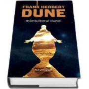 Frank Herbert, Mantuitorul Dunei (Edittia, hardcover)
