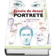 Scoala de desen. Portrete (Andras Szunyoghy)