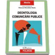 Deontologia comunicarii publice - Radu Raluca Nicoleta