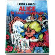 Lewis Carroll, Alice in tara oglinzilor