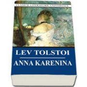 Lev Tolstoi, Anna Karenina. Editie 2013
