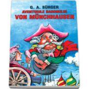 Aventurile baronului von Munchhausen (G. A. Burger)