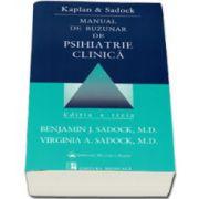 Manual de buzunar de psihiatrie clinica. Editia a III-a