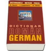 Dictionar Roman-German (Ioan Lazarescu)