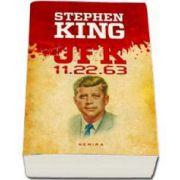 John Fitzgerald Kennedy - JFK 11. 22. 63 - Editie paperback