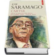 Caietul. Texte scrise pentru blog: Septembrie 2008 - Martie 2009 (Editie Cartonata)