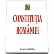 Constitutia Romaniei - Editia a III-a (Tipar interior policromie)