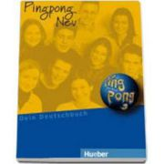 Pingpong Neu 3 - Lehrbuch. Manual de limba germana pentru clasa a VII-a. Dein Deutschbuch