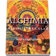 Alchimia ilustrata de la A la Z