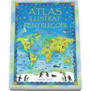 Atlas ilustrat pentru copii. Editie cu coperti cartonate