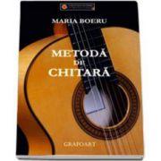 Maria Boeru, Metoda de chitara