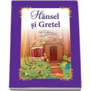 Hansel si Gretel - Adaptare dupa Fratii Grimm. Carte uriasa