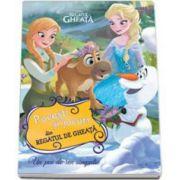 Disney, Povesti si jocuri din Regatul de gheata. Un pui de ren simpatic