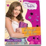 Violetta. Jurnal de fan - Cartile Violettei. Editie cu coperti cartonate