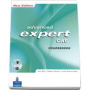 Advanced Expert CAE Coursebook with iTests (New Edition)